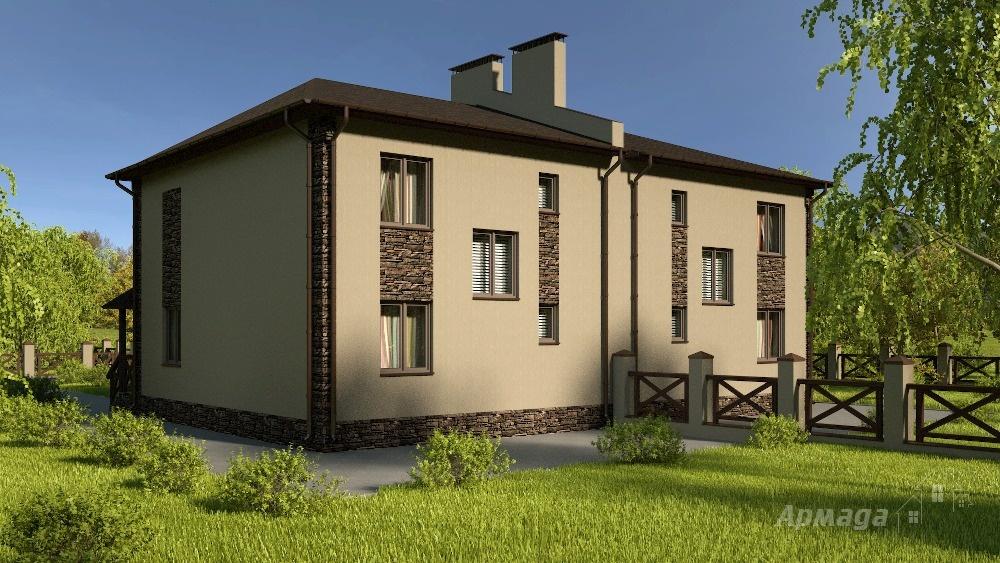 Архитектурные стили - каталог Проекты коттеджей